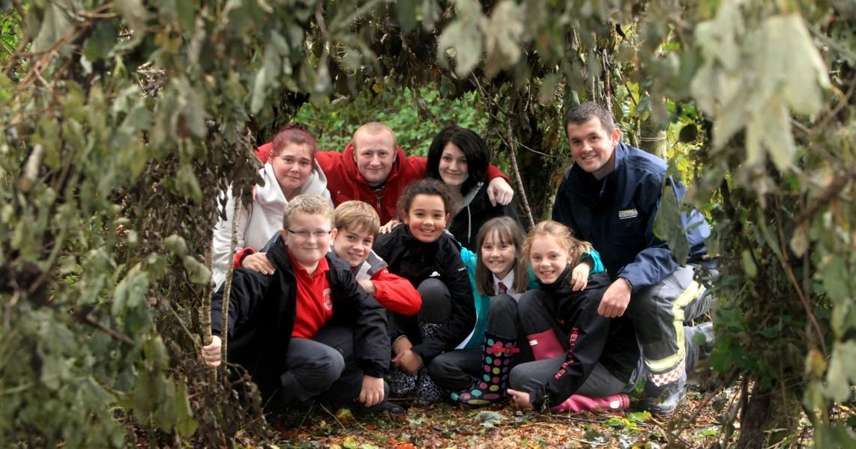 charlestown school new gardens