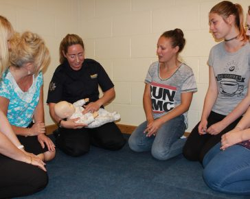 Emergency First Aid for Parents & Carers